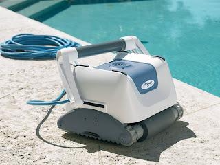 limpieza automatica de piscinas