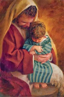 modlitba k svatému Josefovi