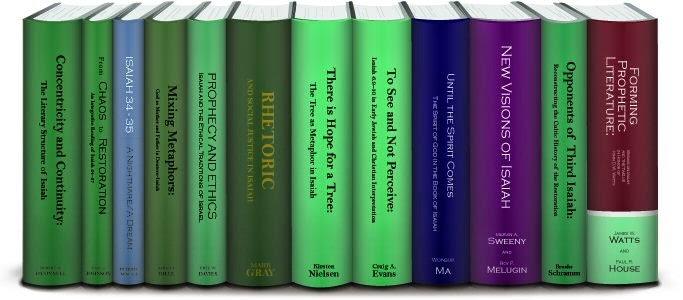 Estudos em Isaias (12 vols )