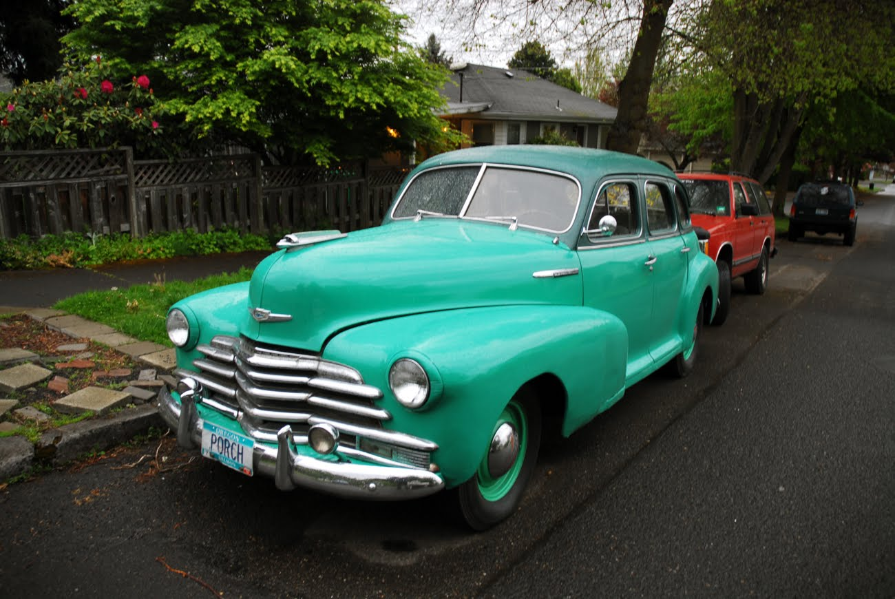 1947 Chevrolet Car