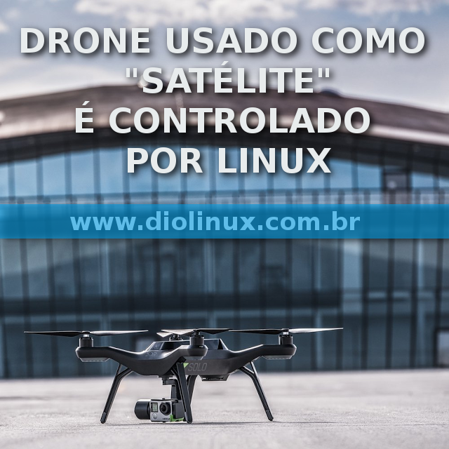 Drone-movido-a-Linux