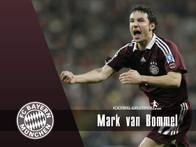 FC Bayern München wallpaper - mark van bommel wallpaper