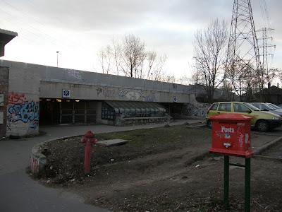 Újpest, Városkapu, rombolás, metróállomás, MÁV, Budapest