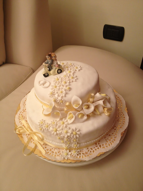 Anniversario di matrimonio!
