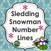 http://www.teacherspayteachers.com/Product/Freebie-Snowman-Sledding-Number-Lines-Fill-in-Missing-Number-1036330