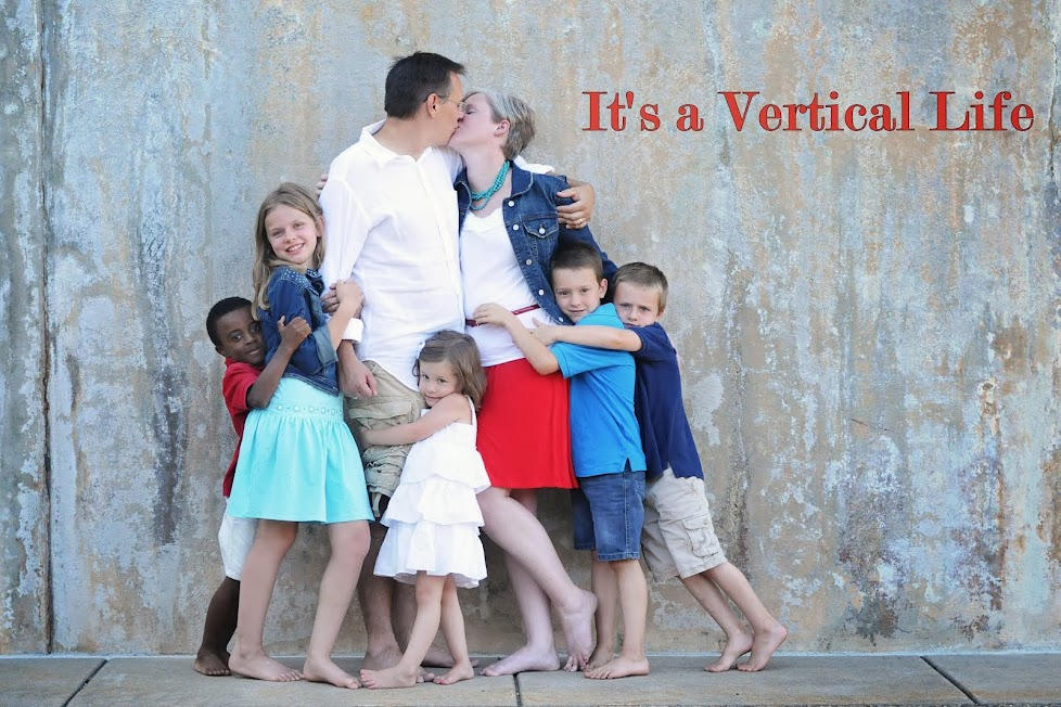 It's a Vertical Life