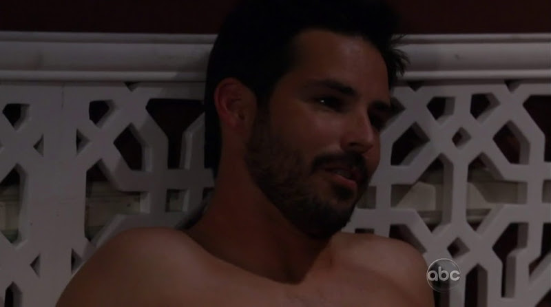 Jason Cook Shirtless in General Hospital 20111128