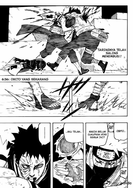 "Download Komik Naruto Chapter 636 ""Obito yang Sekarang"" Bahasa Indonesia"
