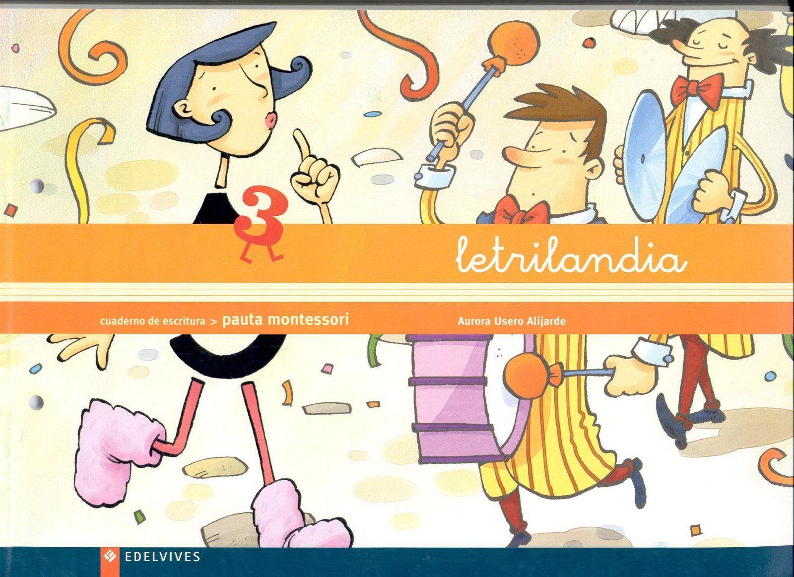 LETRILANDIA 3 (5 AÑOS)