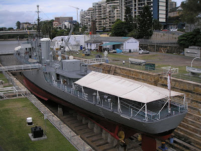 HMAS Diamantina