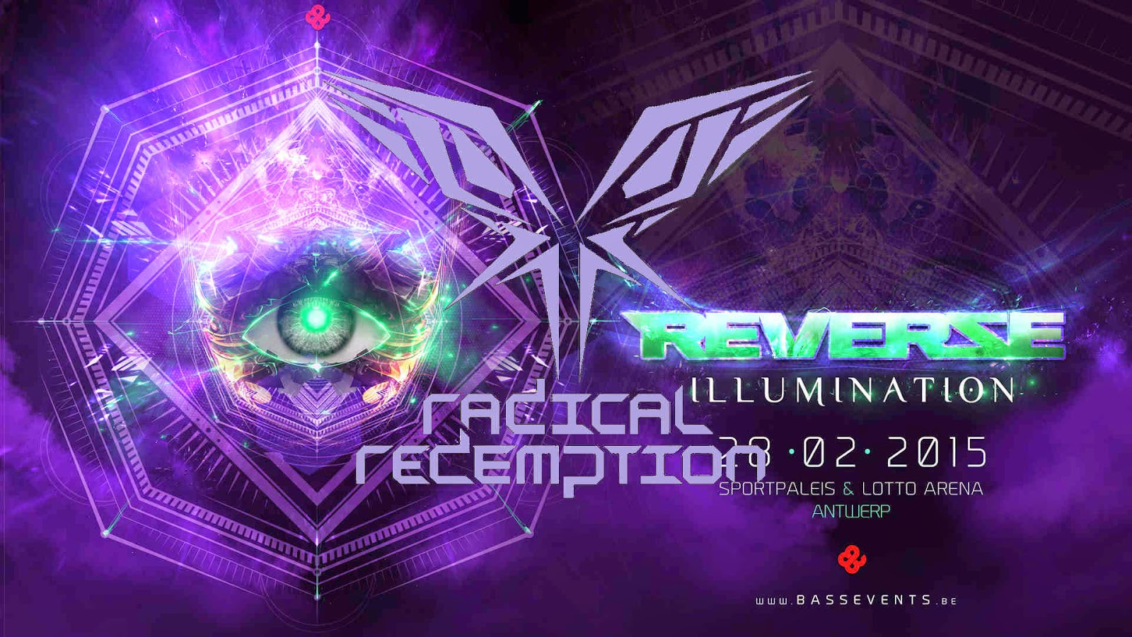 Radical Redemption @ Reverze 2015 Mainstage Thumbnail