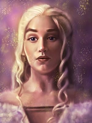 Daenerys portrait