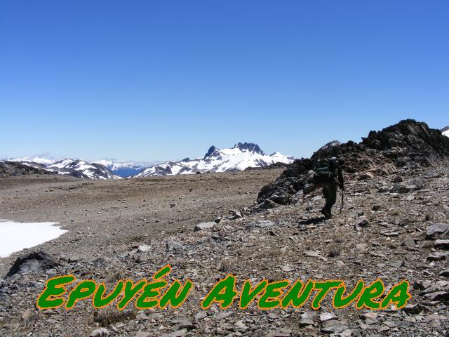 En las cumbres - Patagonia Andina