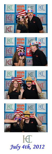 photo booth strip Lynchburg VA
