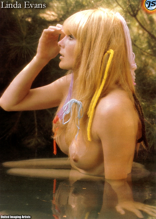 Linda Evans Desnuda