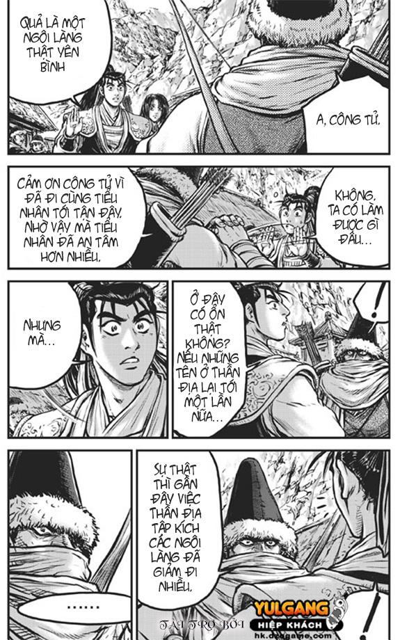 Hiệp Khách Giang Hồ - Chapter 430 - Pic 9