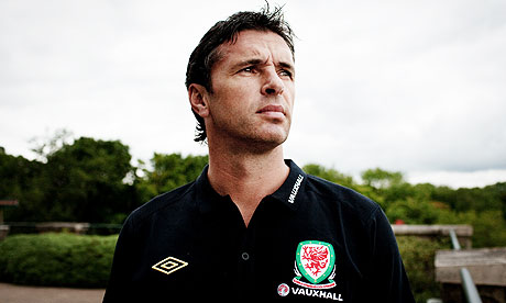 Gary Speed Wales Manager