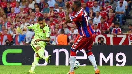 Gallery pictures: Bayern Munchen vs Barcelona UEFA Champions League Second Leg