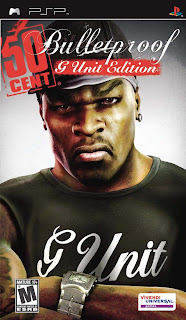 PSP ISO 50 Cent Bulletproof G-Unit Edition