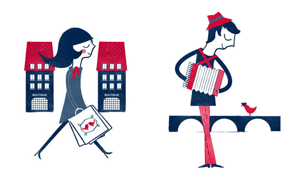 Blanca Gomez - ilustração - design gráfico