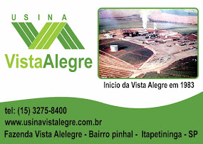USINA VISTA ALEGRE Agro industrial Vista Alegre