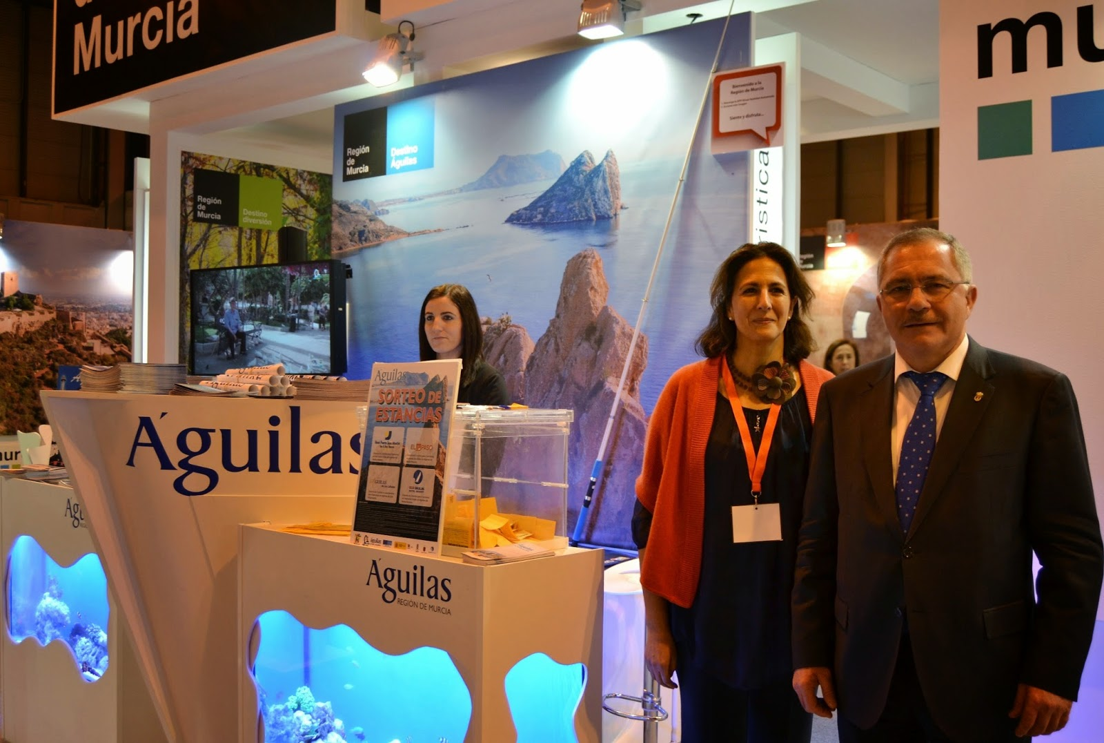 Guilas radio 91 4 fm el carnaval de guilas ya es fiesta for Oficina turismo aguilas