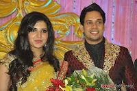 Celebraties at Actor Bharat n Jessy Wedding Reception Photos+%2528140%2529 Actor Bharath n Jessy Wedding Photos