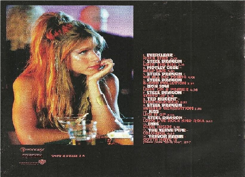 aor night drive rock star soundtrack movie 2001