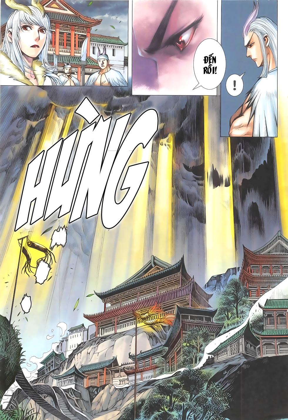 Tây Du Chap 1 - Trang 29