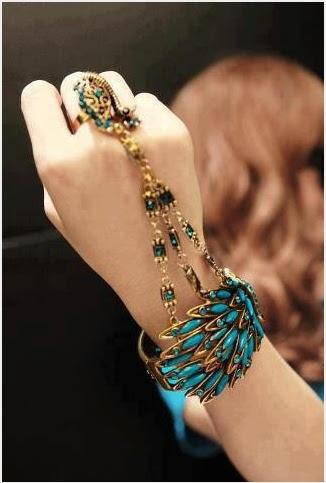Women Wearing Bracelets