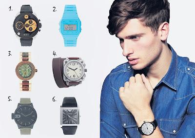 lifestyle, fashion, gadget, accessory, Glosari jam tangan jejaka