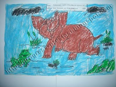 Progress Prestasi | Juara 1 : Rahardian Putra Raya ( PAUD.Bunga Delima ) Babak Penyisihan Kec. Mojoagung - Jombang