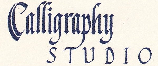 The Western Reserve Calligraphers Calligraphers For Hire