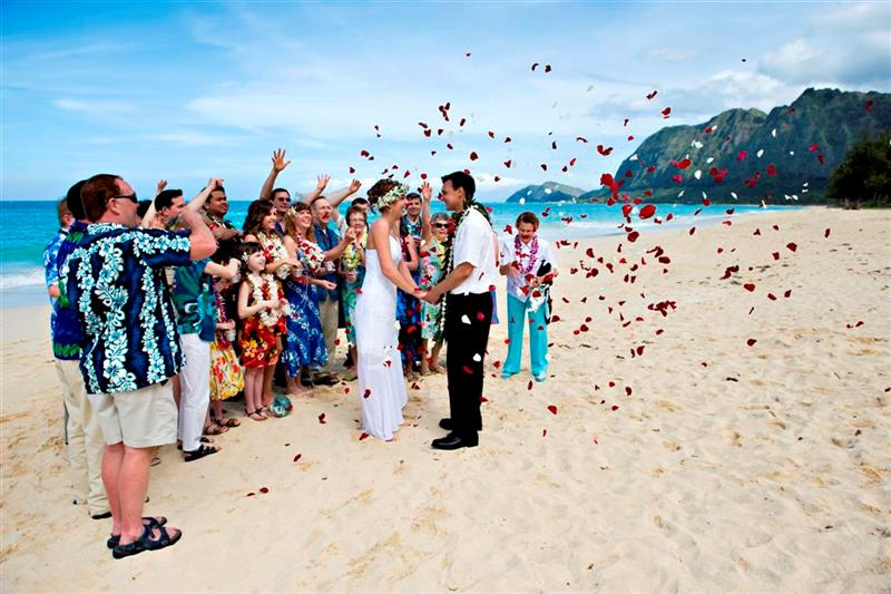 For Our Wedding One Of The Things That Made It Difficult Us Was Fact We Werent In Hawaii To Actually Plan So What Did Hire This
