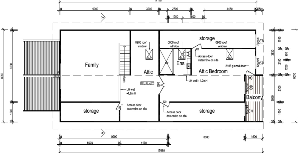 The Happy Home Our house plans spending big to live small ish
