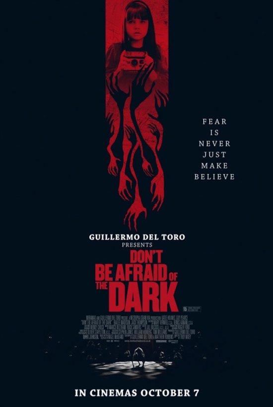 Filme Poster Não Tenha Medo do Escuro DVDRip XviD & RMVB Legendado
