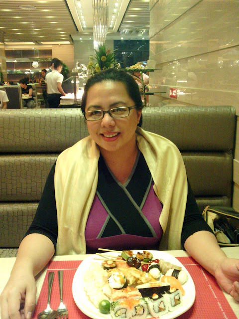 Hungry-pinay.blogspot.com: City Buffet, Robinson Galleria