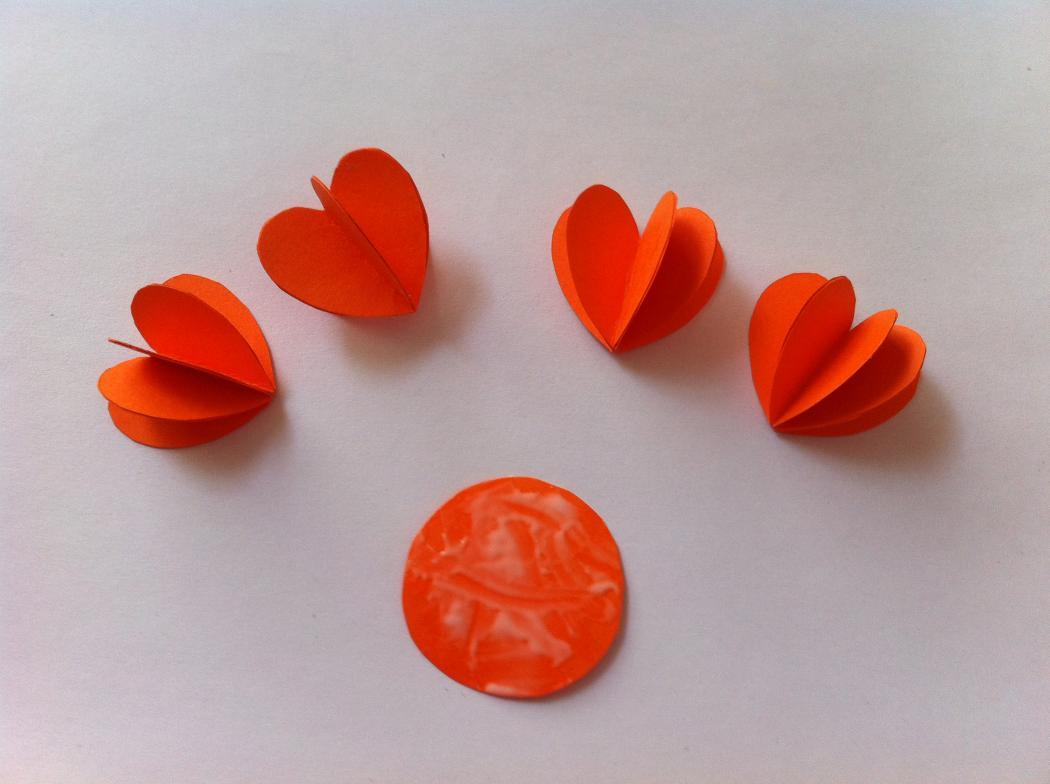 atelie cantinho da arte como fazer flor de cora o de papel