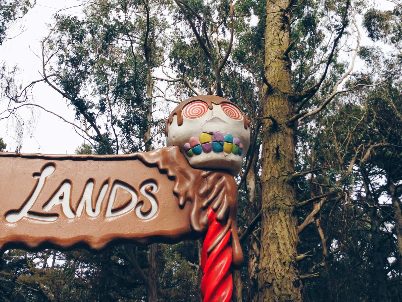 Chocolands at Outside Lands Music Festival