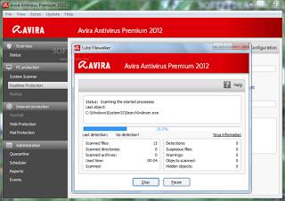 Avira Premium 2012 12.0.0.1145