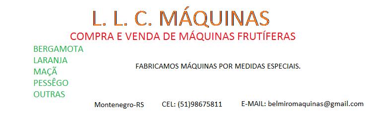 :::L. L. C. MÁQUINAS:::