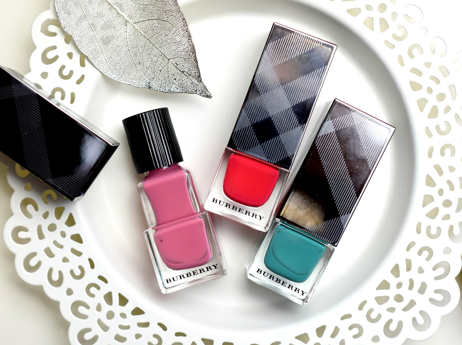 Burberry Spring / Summer 2015 Make-Up Collection - Nail Polish Limited Edition
