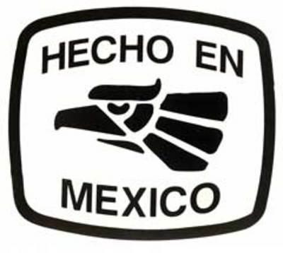 Hecho en México ! Hecho
