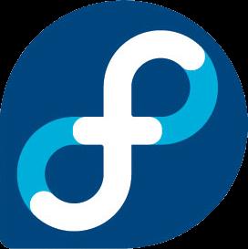 Drivemeca Logo de Fedora Linux