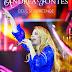Novo CD/DVD de Andrea Fontes chega em fevereiro - Veja a capa