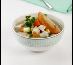 Resep Sop Ayam Rumput Laut