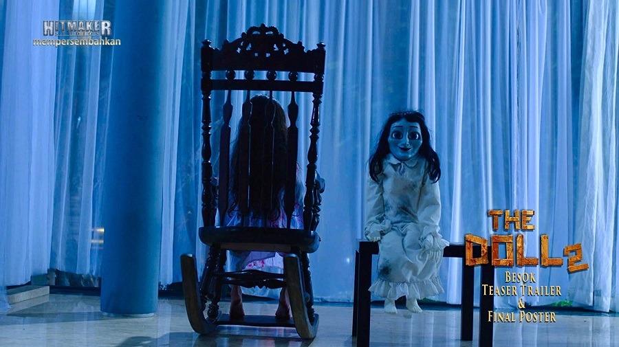 The Doll 2 - Legendado 2019 Filme 720p HD WEB-DL completo Torrent