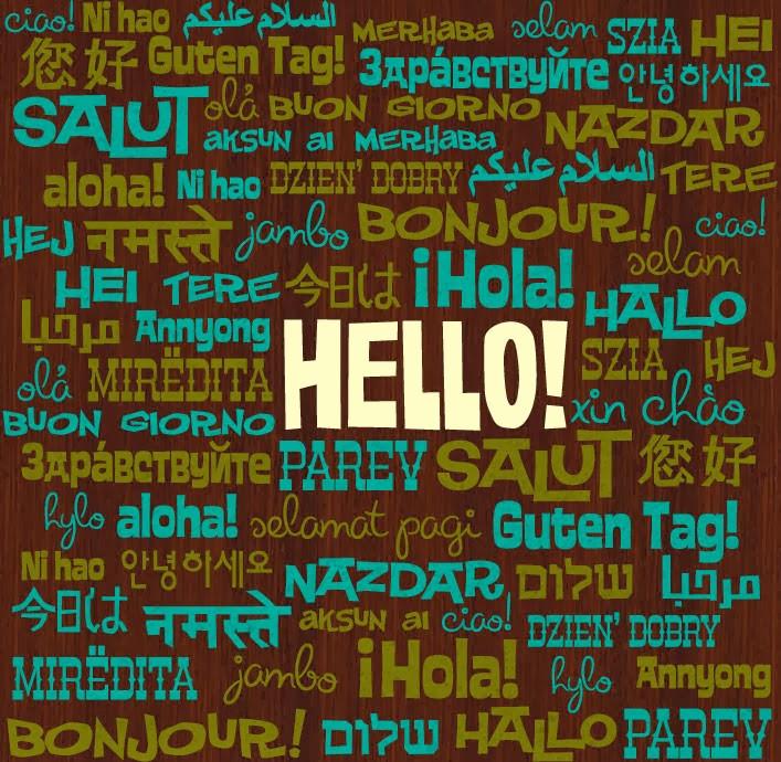 farkli dillerde merhaba