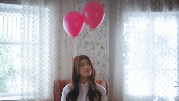 Lovelyz' Mijoo (미주) in Hi~ MV