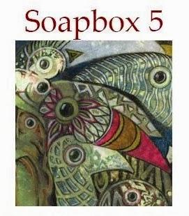 SOAPBOX N°5, FEUILLET de l'UMBO, Novembre 2013